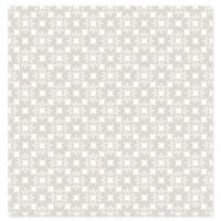 A-street Prints Orbit Floral Wallpaper in Beige