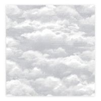 A-Street Prints Solstice Cloud Wallpaper in Dove