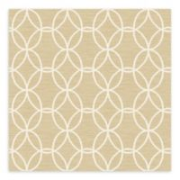 A-Street Prints Network Links Wallpaper in Taupe