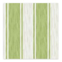 A-Street Prints Ryoan Stripes Wallpaper in Green