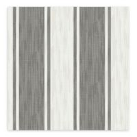 A-Street Prints Ryoan Stripes Wallpaper in Grey