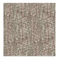 A-Street Prints Shimmer Abstract Texture Wallpaper in Red