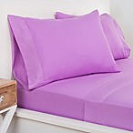 Crayola® Microfiber Queen Sheet Set in Violet