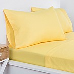 Crayola® Microfiber Queen Sheet Set in Yellow