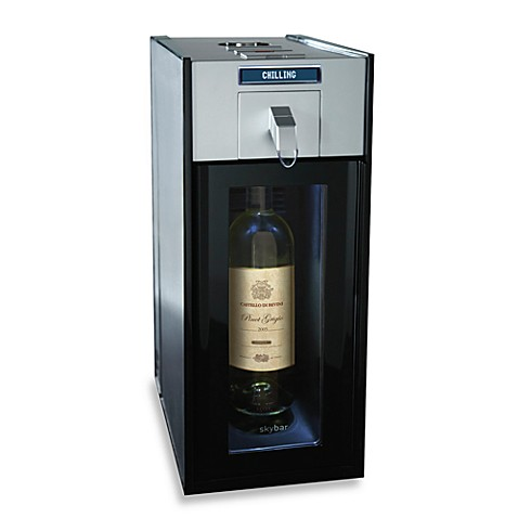 Buy Skybar One Wine Chiller And Dispenser From Bed Bath