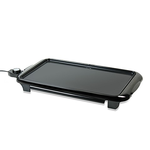 Nostalgia™ Electrics  Nonstick Electric Griddle with Warming Tray