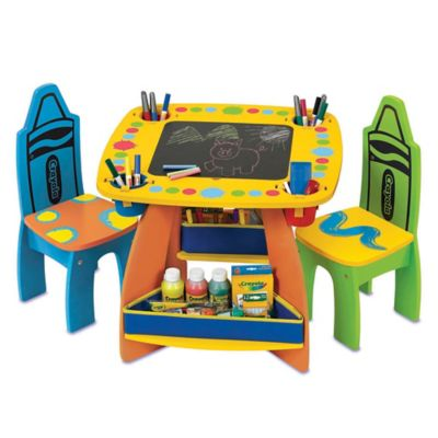 Toy Table and Chairs from Buy Buy Baby