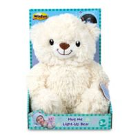 WinFun Hug Me Light-Up Bear in White