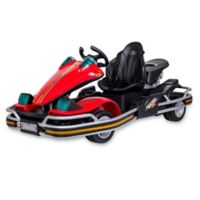 Go Kart 12V Ride-On in Red