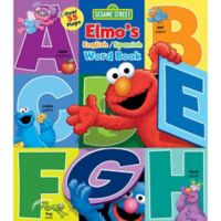 Sesame Street: Elmo's Word Book (English/Spanish) by Lori Froeb