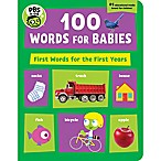 PSB Kids 100 Words For Babies