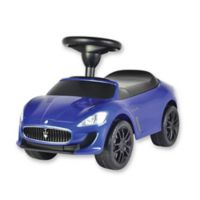 Maserati Grand Cabrio Ride-On in Blue