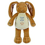 Guess How Much I Love You™ Nutbrown Hare Floppy Bunny Recordable Plush