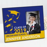 Graduation Excitement Photo Frame