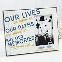 Memories Are Forever Graduation Picture Frame