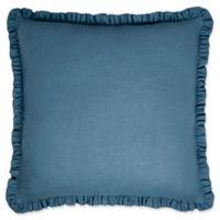 Austin Horn Classics Cosmopolitan European Pillow Sham in Blue
