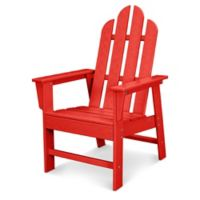 POLYWOOD® Long Island Dining Chair in Sunset Red
