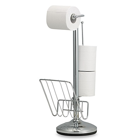 Toilet Paper Stand And Reserve Holder Bed Bath Amp Beyond