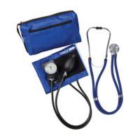 Mabis MatchMates Blood Pressure Kit in Royal Blue