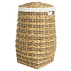 LaMont Home Lotus Hamper in Natural