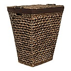 LaMont Home Luna Hamper in Mocha