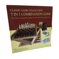 7-in-1 Combination Game Set