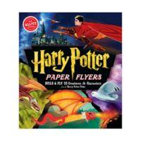 Klutz® Harry Potter Paper Flyers