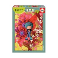 Educa Ketto Blue Lady 1000-Piece Jigsaw Puzzle