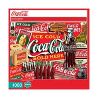 """Buffalo Games™ 1000-Piece """"Ice Cold Coca-Cola"""" Puzzle"""