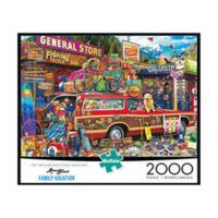 Buffalo Games™ 2000-Piece Aimee Stewart Family Vacation Puzzle
