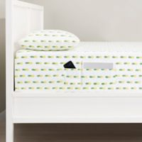 Poppy & Fritz® Pineapple Full Sheet Set with Fitted Sheet Pocket