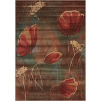 Nourison Home & Garden Somerset 5'3 x 7'5 Area Rug in Multi