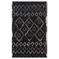 Momeni Margaux Tufted 9' x 12' Area Rug in Black