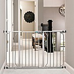 Regalo® Extra-Wide Suction-Mount Safety Gate in Platinum