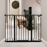 Regalo® Extra-Wide Safety Gate in Black