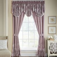 Croscill® Liliana Window Valance in Mauve