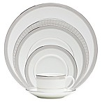 Waterford® Olann Platinum 5-Piece Place Setting