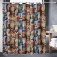 Chatham Pris Shower Curtain in Beige