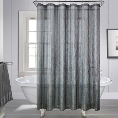 Royce Shower Curtain In Pewter