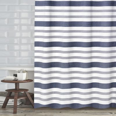 Normwell Shower Curtain In Blue