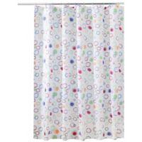 InterDesign® Doodle Shower Curtain