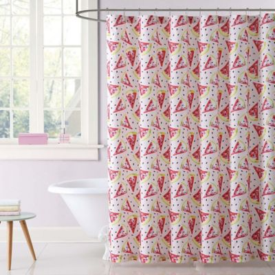 Buy Pink Kids Bath Shower Curtain from Bed Bath & Beyond