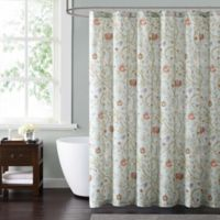Style 212 Bedford Shower Curtain in Blue
