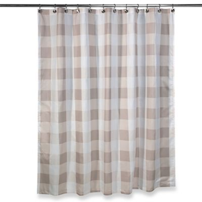 Buy Rustic Shower Curtain from Bed Bath & Beyond