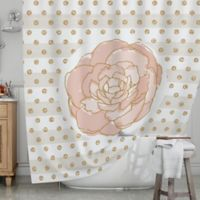 Buy Peony Shower Curtain