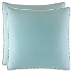 Stone Cottage Bristol European Pillow Shams in Blue (Set of 2)