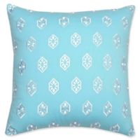 Southern Tide® Summerville Embroidered Throw Pillow in Aqua