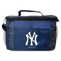 MLB New York Yankees 6-Can Cooler Bag