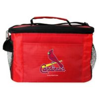 MLB St. Louis Cardinals 6-Can Cooler Bag