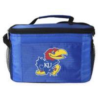 University of Kansas Jayhawks 6-Can Cooler Bag